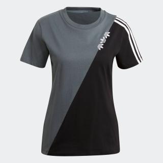 アディカラー スライスド トレフォイル レギュラー 半袖Tシャツ