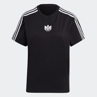 アディカラー 3Dトレフォイル ルーズ 半袖Tシャツ