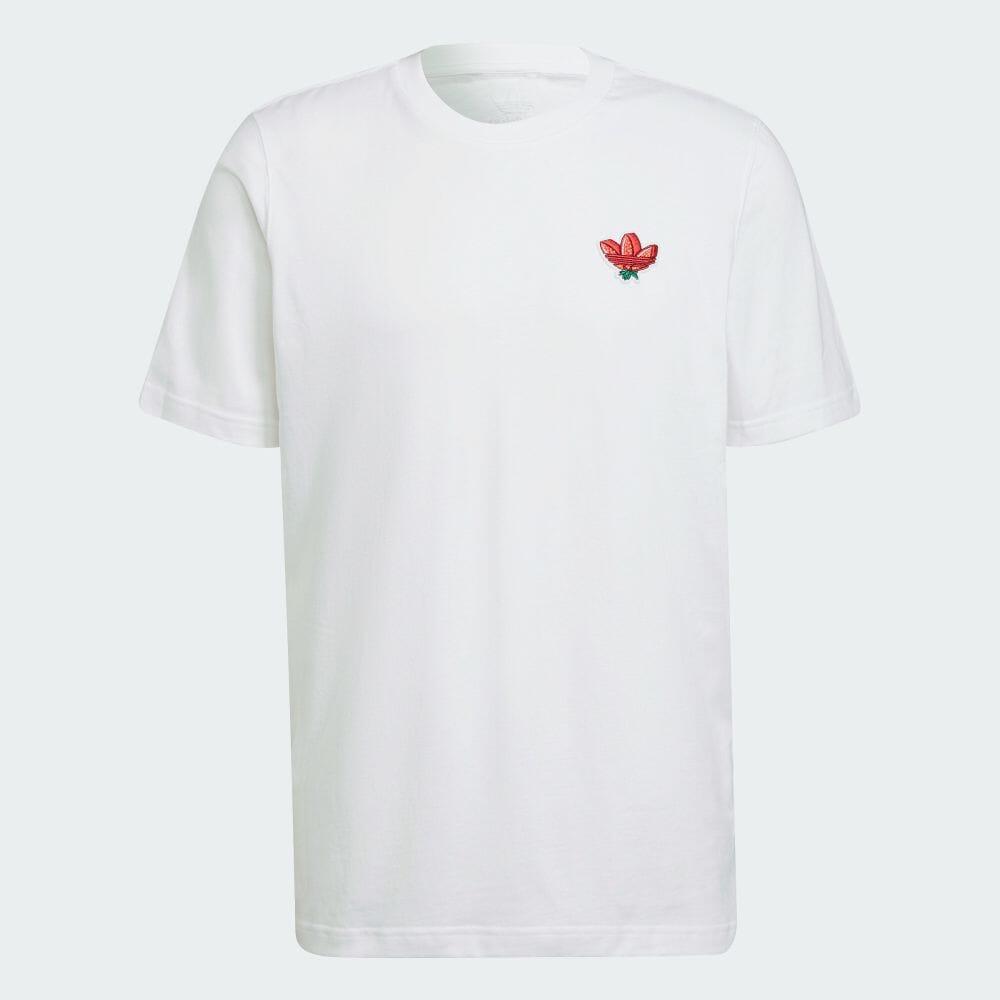 フルーツバッジ 半袖Tシャツ
