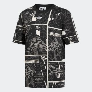 R.Y.V. グラフィック 半袖Tシャツ