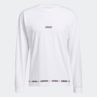 リニア リピート 長袖Tシャツ