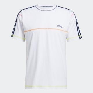 コントラスト ステッチ Tシャツ