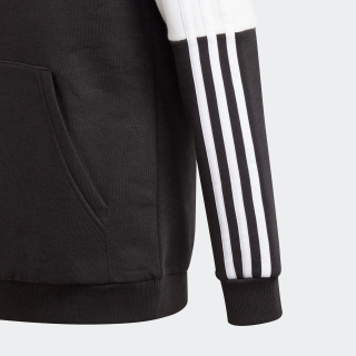 アディダス エッセンシャルズ カラーブロック パーカー(ジェンダーニュートラル)/ adidas Essentials Colorblock Hoodie (Gender Neutral)