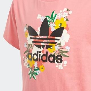 HER Studio London フローラル 半袖Tシャツ
