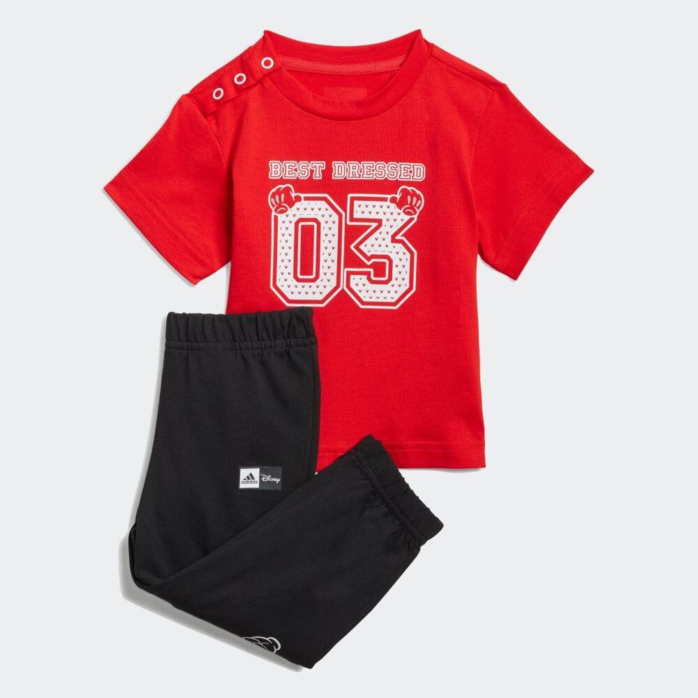 アディダス × ディズニー Tシャツ&パンツ