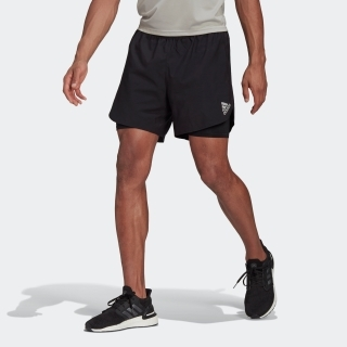 adidas Fast 2-in-1 PRIMEBLUE ショーツ / adidas Fast 2-in-1 Primeblue Shorts