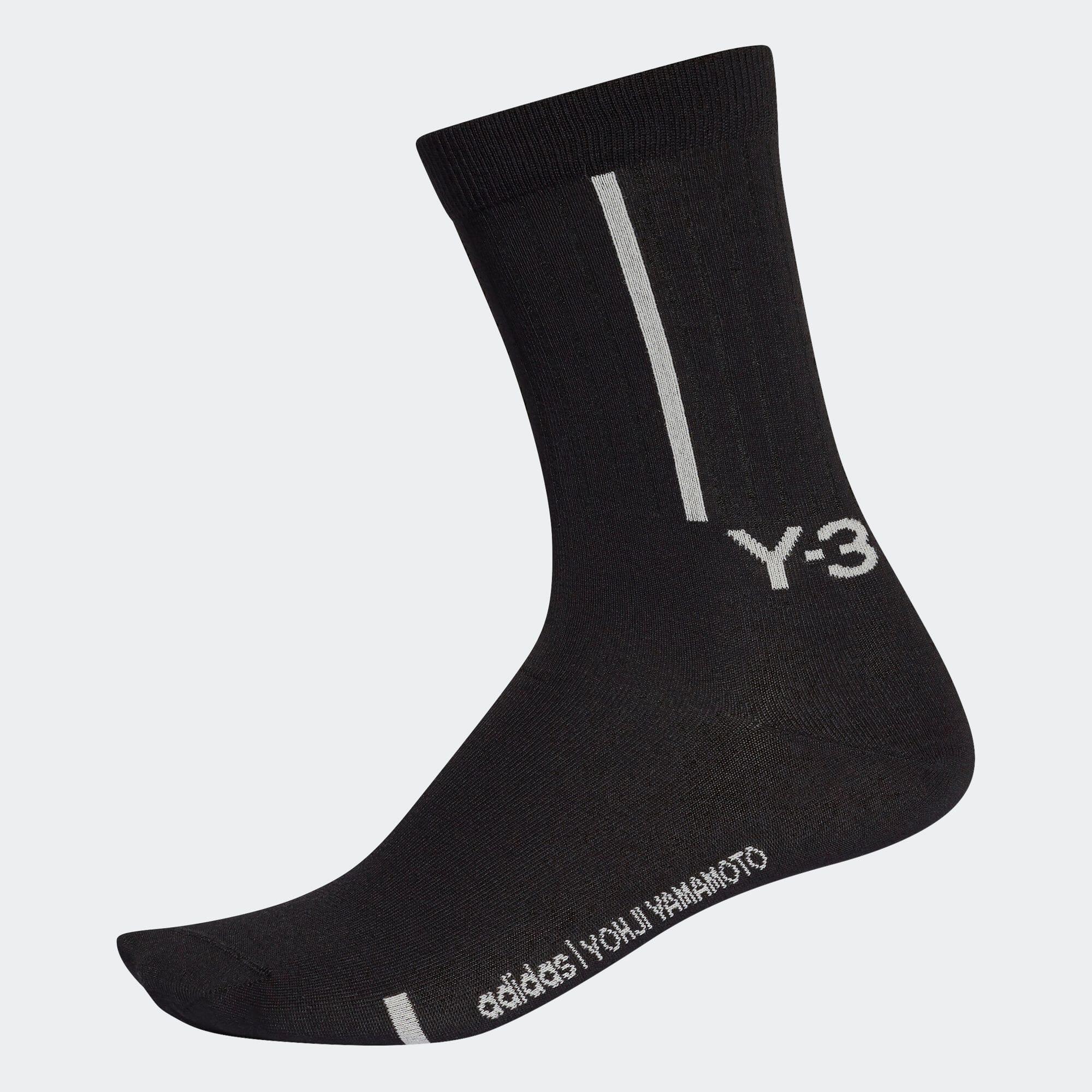 Y-3 CLASSIC CREW SOCK