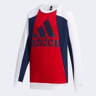 トレーニング エッセンシャルズ バッジ オブ スポーツ クルー スウェットシャツ / Training Essentials Badge of Sport Crew Sweatshirt