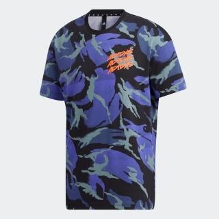 グラフィック オールオーバープリント Tシャツ / Graphic Allover Print Tee