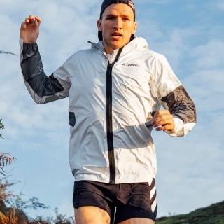 テレックス アグラビック プロ トレイルランニング レインジャケット / Terrex Agravic Pro Trail Running Rain Jacket