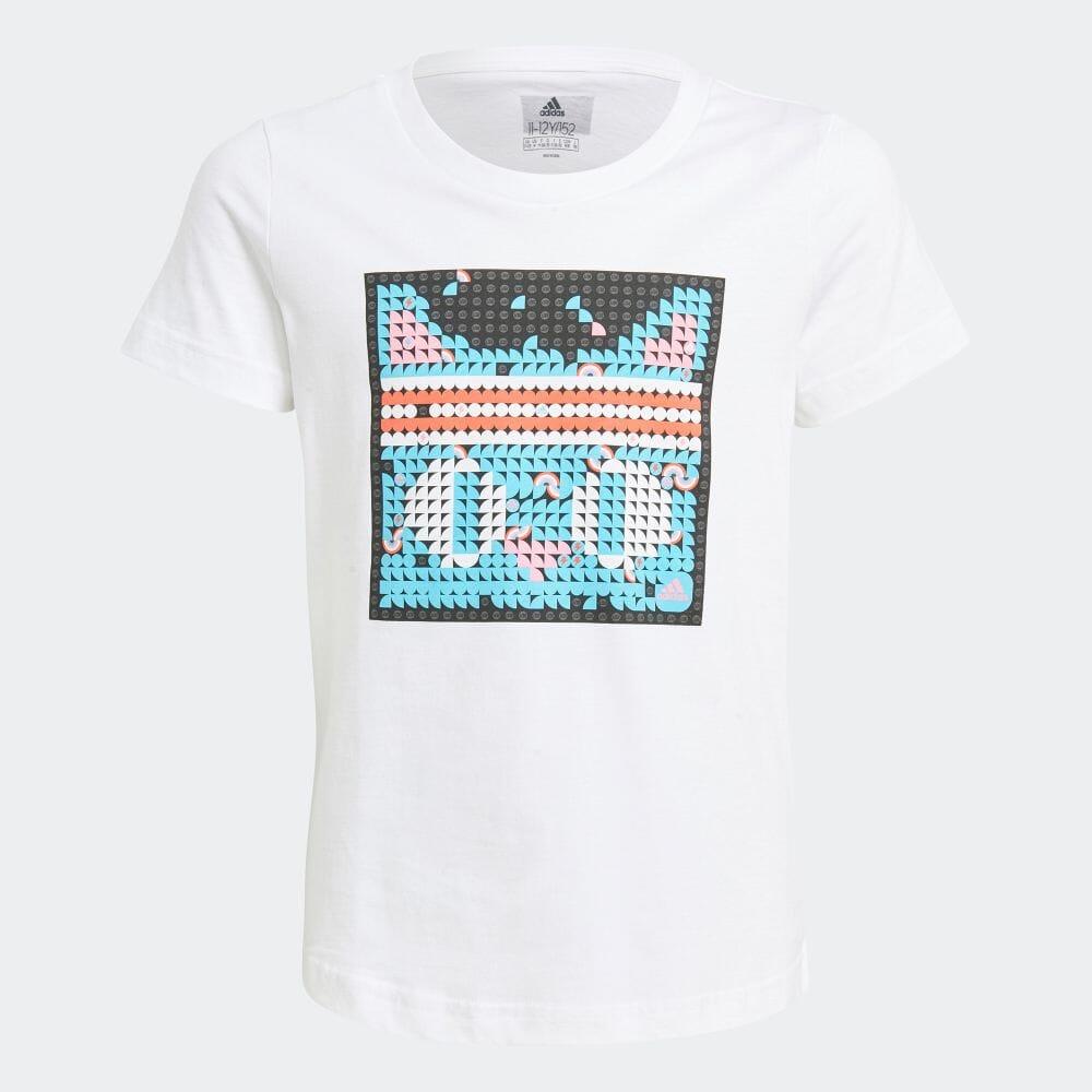 アディダス × LEGO DOTS グラフィック 半袖Tシャツ / adidas × LEGO DOTS Graphic Tee