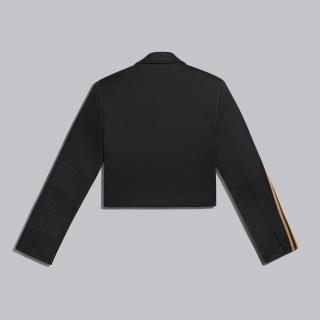 クロップ スーツジャケット