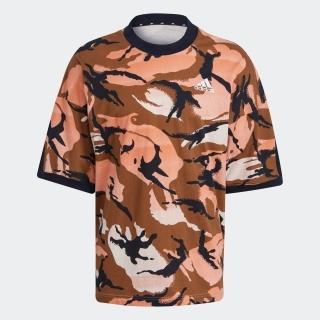 アディダス スポーツウェア デザート カモフラージュ 総柄プリント 半袖Tシャツ / adidas Sportswear Desert Camouflage Allover Print Tee