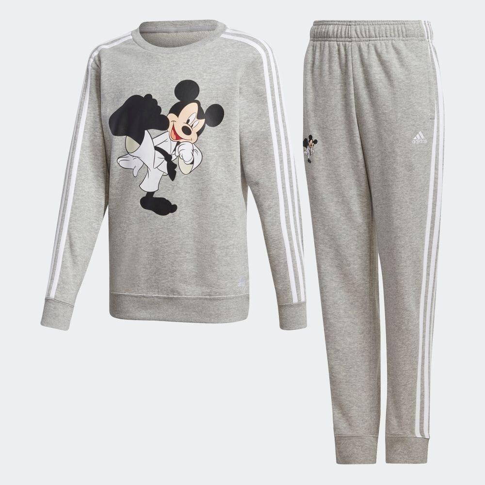 ミッキーマウス 空手 トラックスーツ(ジャージセットアップ) / Mickey Mouse Karate Track Suit