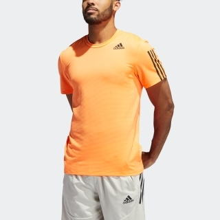 PRIMEBLUE AEROREADY 3ストライプス スリム半袖Tシャツ / Primeblue AEROREADY 3-Stripes Slim Tee