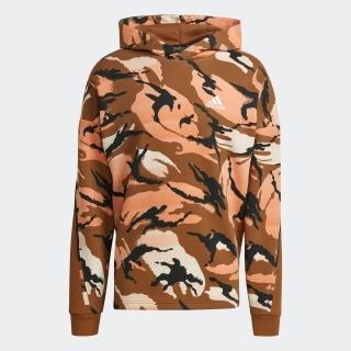 アディダス スポーツウェア デザート カモフラージュ 総柄プリント パーカー / adidas Sportswear Desert Camouflage Allover Print Hoodie