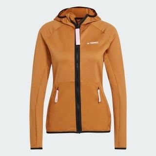 テレックス テック フリース ライト フード付きハイキングジャケット