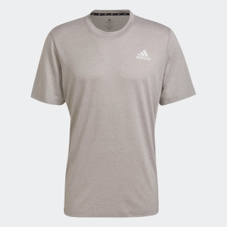 PRIMEBLUE デザインド トゥ ムーブ ヘザースポーツ 半袖Tシャツ / Primeblue Designed 2 Move Heathered Sport Tee