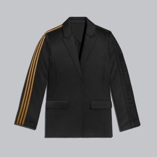 3ストライプスーツジャケット
