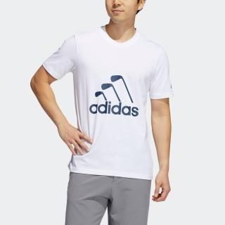 アイアンアディダスロゴ 半袖Tシャツ