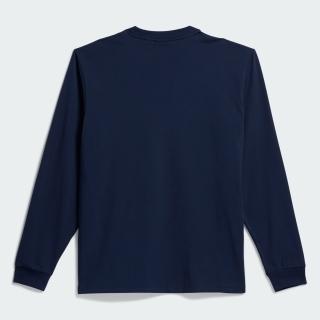 4.0 ロゴ 長袖Tシャツ(ジェンダーニュートラル)
