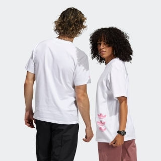 ドローン シュムーフォイル ロゴTシャツ(ジェンダーニュートラル)