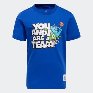 リトルキッズ You and I Are a Team Tシャツ