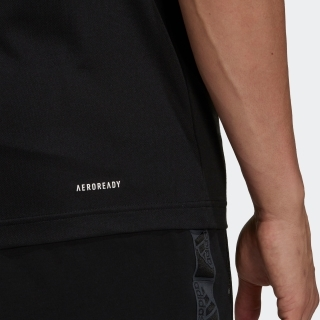 AEROREADY デザインド トゥ ムーブ スポーツ モーション ロゴ 半袖Tシャツ