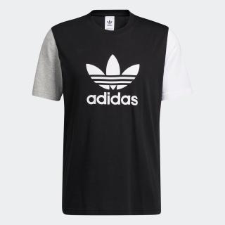ブロック トレフォイル Tシャツ