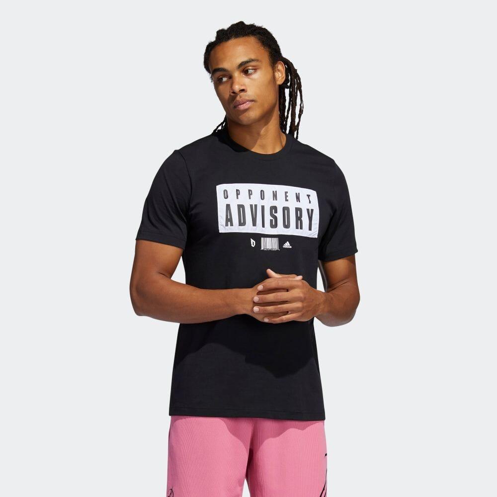デイム EXTPLY オポーネント アドバイザリー 半袖Tシャツ