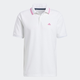 PRIMEGREEN  ラインド 半袖ポロ / Go-To Primegreen Pique Polo Shirt