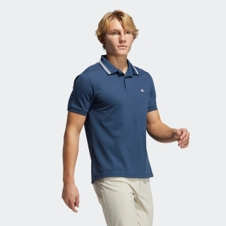 PRIMEGREEN  ラインド 半袖ポロ / Go-To Primegreen Pique Polo Shirt