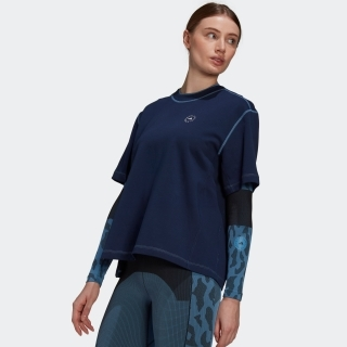 adidas by Stella McCartney コットン 半袖Tシャツ / adidas by Stella McCartney Cotton Tee