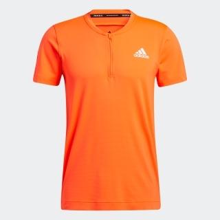 AEROREADY ライト ライド  半袖ジップTシャツ