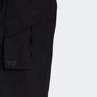 Y-3 Mid Length Utility Swim Shorts