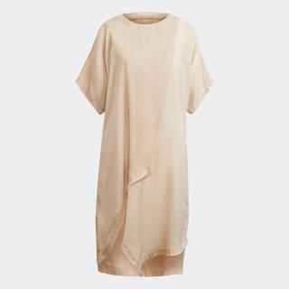 Y-3 CH3 Sanded Cupro Tee Dress