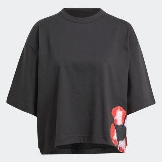 Y-3 CH3 Raw Jersey Short Sleeve Logo Tee