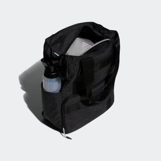 シューズポケット付き トートバッグ