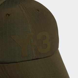 Y-3 RIPSTOP CAP