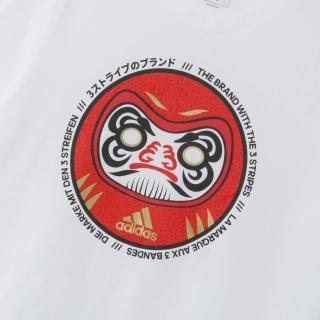 だるま 半袖Tシャツ / Daruma Tee
