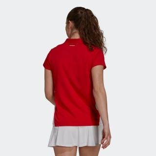 テニス ピケ ポロシャツ