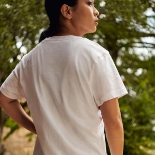 アディダス スポーツウェア マリメッコ グラフィックTシャツ