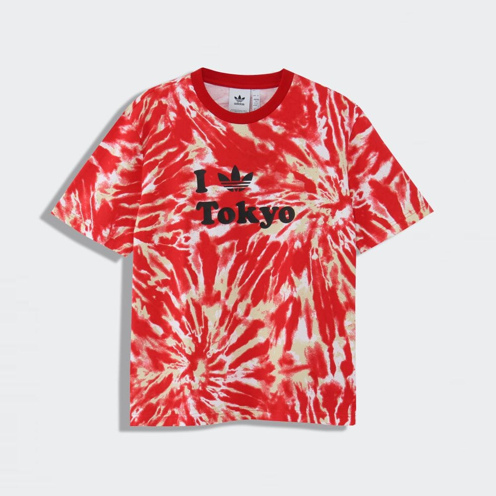 MFT タイダイTシャツ