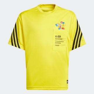 adidas × クラシック LEGO AEROREADY 3ストライプス 半袖Tシャツ / adidas × Classic LEGO AEROREADY 3-Stripes Tee
