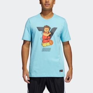 adidas × LEGO 長袖Tシャツ トレイ・ヤング