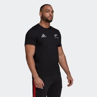 オールブラックス ラグビー コットン半袖Tシャツ