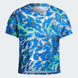PRIMEBLUE ファストグラフィック 半袖Tシャツ