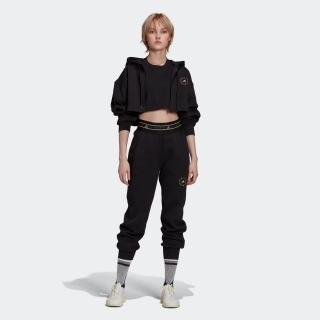 adidas by Stella McCartney SC クロップド フルジップ パーカー