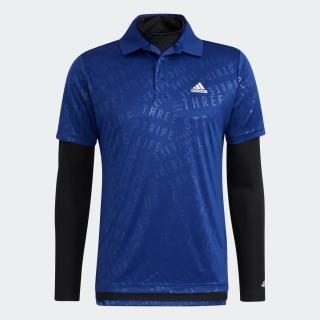 プライムグリーン エンボスパターン UPF50+レイヤードシャツ