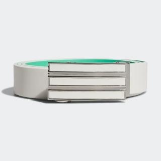 ホワイト/セミスクリーミンググリーン(GU6132)